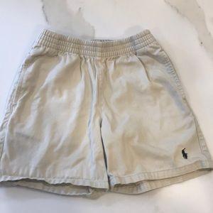 Polo Ralph Lauren khaki shorts
